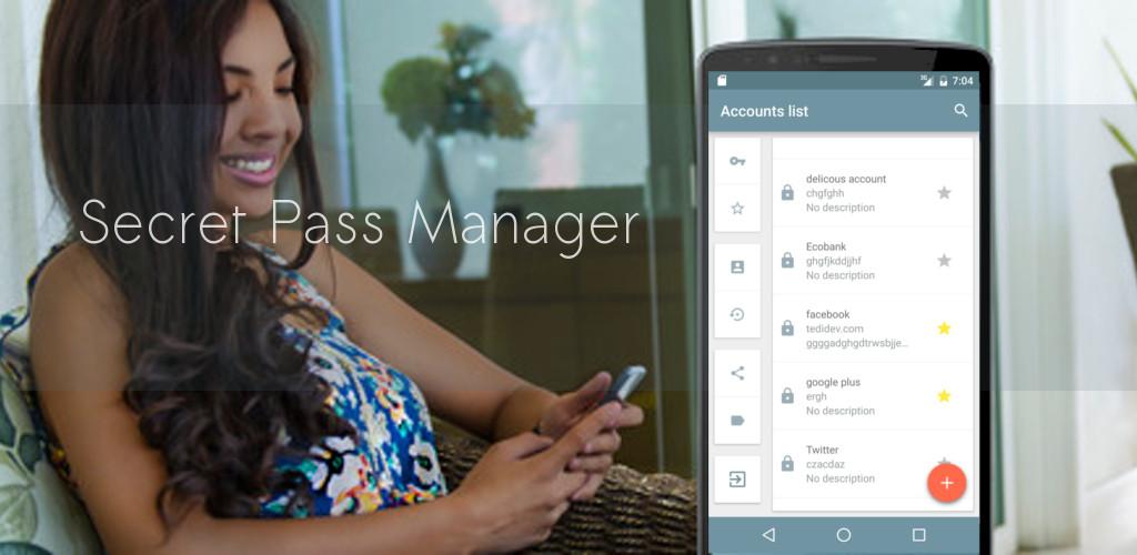 Mise à niveau de Secret Pass Manager